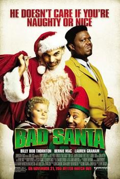 Bad Santa - film poster