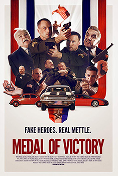 Medal of Victory - movie poster