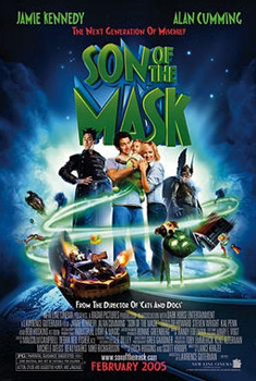 Son of the Mask - movie poster