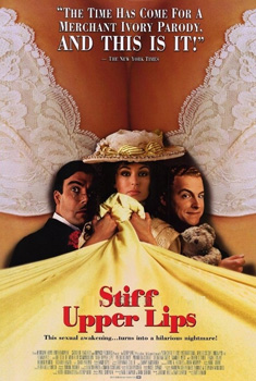 Stiff Upper Lips - movie poster