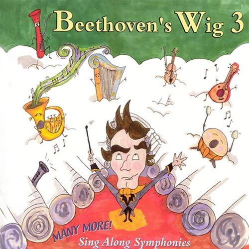 Beethoven's Wig 3 Album Cover