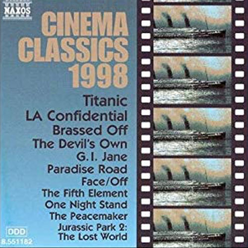 Cinema Classics 1998 Album Cover
