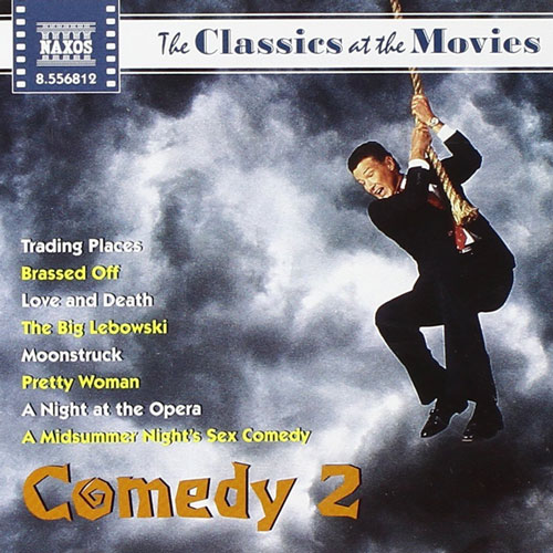 The Classics at the Movies Album Cover