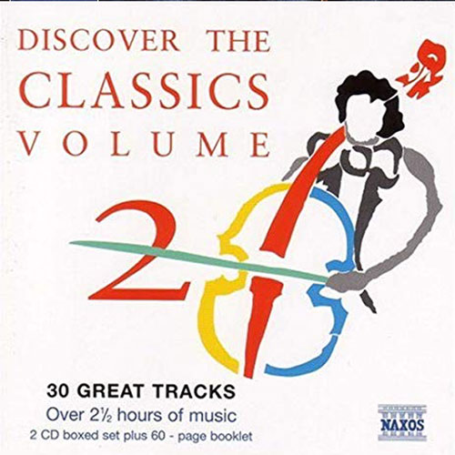 Discover The Classics Vol 2 Album Cover