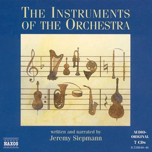 The Instruments of the Orchestra Album Cover
