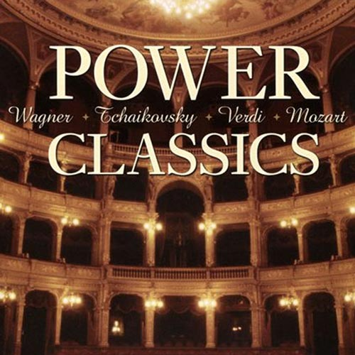 Power Classics Album Cover