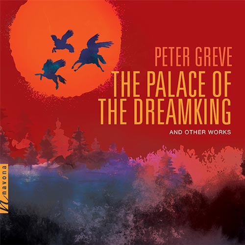The Palace of the Dreamking Album Cover