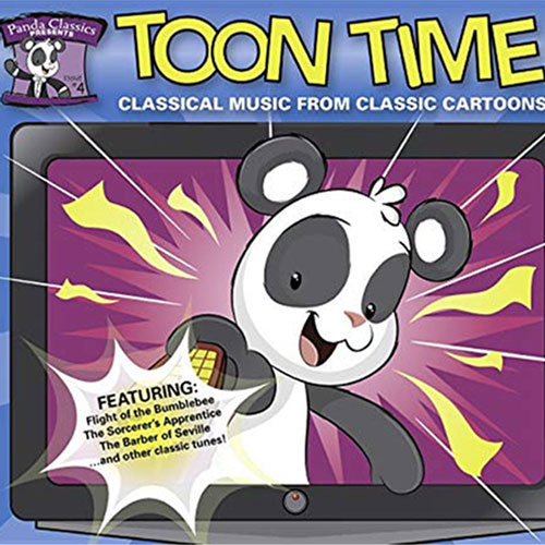 Toon Time Album Cover