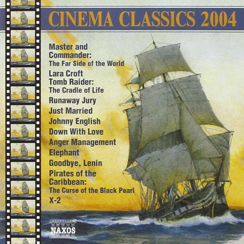 Cinema Classics 2004 Album Cover